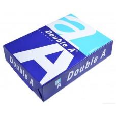 ورق طباعة A4 من  double A دوبل ايه، 80 جم - 500 ورقة