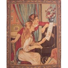 تابلوه جوبلان عازفة البيانو