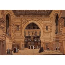 تابلوه جوبلان مسجد السلطان الغوري
